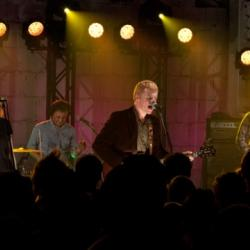 Watch The New Pornographers perform at The Brill Building