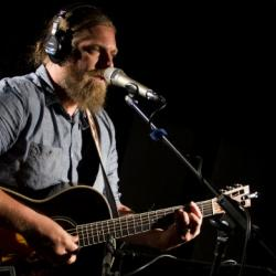 Hear the latest tales of The White Buffalo (a.k.a. Jake Smith), tonight at 9pm on Words & Music. Check out video here.