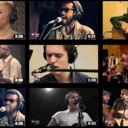 Most popular videos from our exclusive Live at WFUV Channel on YouTube