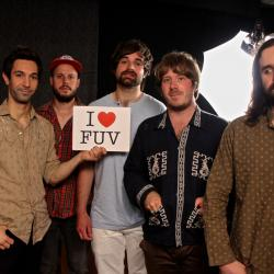 The UK Band, Treetop Flyers are on FUV Live tonight at 9