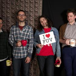 Hear an FUV Live session with The War on Drugs tonight at 9.