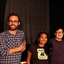 Hear an FUV Live session with White Denim and host Alisa Ali, tonight at 9.