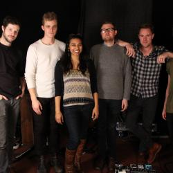 Hear an FUV Live session with Wild Cub tonight at 9.