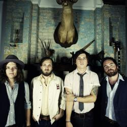 The Wild Feathers are on FUV Live tonight at 9.
