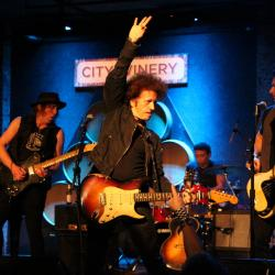 Willie Nile Live in Concert Tonight on WFUV