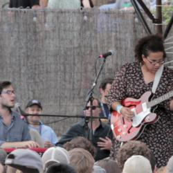 Check out an exclusive performance from Alabama Shakes at SXSW
