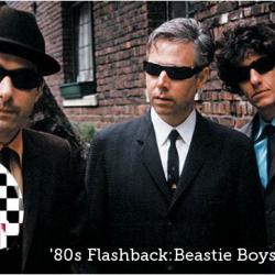 '80s Flashback FUV Boat wouldn't be the same without some Beastie Boys! Alisa Ali has you covered.