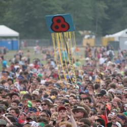 Bonnaroo 2013's photo gallery as seen through the eyes of FUV