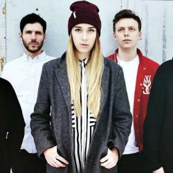 Meet the German band Claire, one of four artists set to play FUV Live at CMJ on Tuesday.