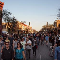 """Making the scene in Austin: """"But Not For Me"""" - Claudia Marshall"""