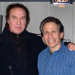Ray Davies with Dennis Elsas