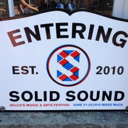 Take a Short Video Tour of Solid Sound 2013 with Carmel Holt