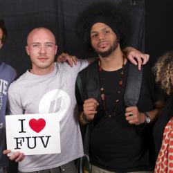 Hear an FUV live session with Christian Gregory tonight at 9.