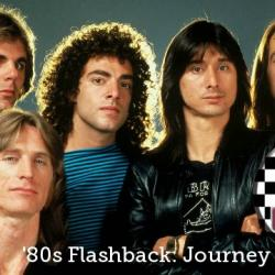Russ Borris recalls an '80s classic, Journey's 'Separate Ways,' for the Flashback FUV Boat