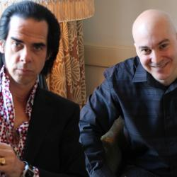 Nick Cave talks with WFUV Host, Eric Holland tonight on FUV Live tonight at 9
