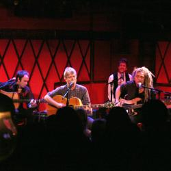 Take Five with Nada Surf today, and look back to their FUV Live show at Rockwood Music Hall.
