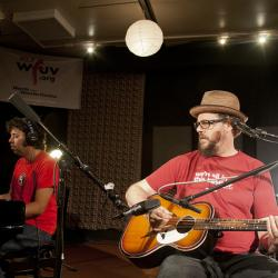 Tonight at 9pm on Words & Music: Drive-By Truckers frontman Patterson Hood shares some of his new solo tunes in Studio A.
