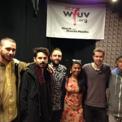 Catch Local Natives on FUV Live tonight at 9.