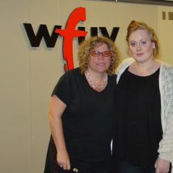 Tune in to the Whole Wide World tonight, featuring an interview with Adele before the release of her hit record, 21.