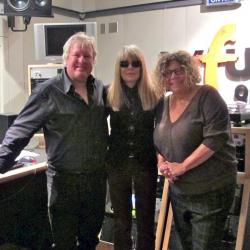 Kick off your New Year's Eve with a Guest DJ set (and a lot of great stories) from Tom Tom Club, Monday night at 9pm on Words & Music.