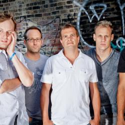 Wednesday at 9pm on Words and Music: Veteran Chicago band Umphrey's McGee jams in(to) Studio A.