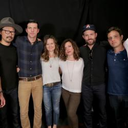 The Avett Brothers with Carmel Holt at WFUV