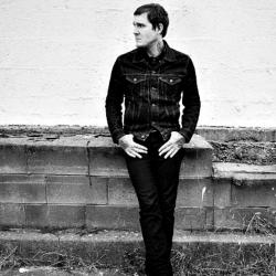 Brian Fallon (photo by Danny Clinch, PR)