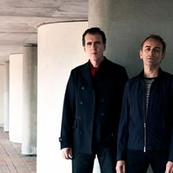 Rick Smith and Karl Hyde of Underworld