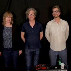 The Jayhawks at WFUV (photo by Veronica Moyer)