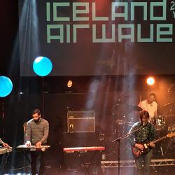 Kiriyama Family at Iceland Airwaves on November 7, 2018 (photo by Kara Manning)