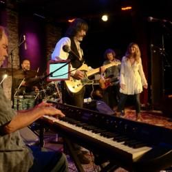 Larry Campbell & Teresa Williams at City Winery