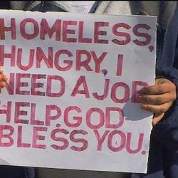 NYC Homeless Shelter Population Rises