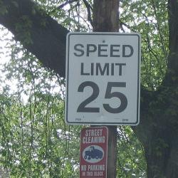 NYC Launches Countdown to Slower Speed Limit
