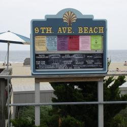 """Buy A Board"" campaign launched in Belmar, NJ."