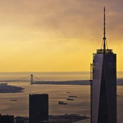Judge Scolds NYC Tower Jumpers, Won't Toss Case