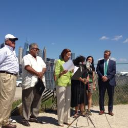 Congresswoman Calls for Investment in NYC Waterfronts
