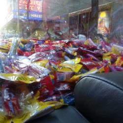 How Sweet It Is: Riding in the Candy Cab