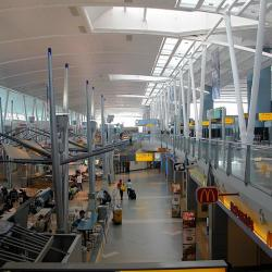 Major airports' employees express concern over health regulations.