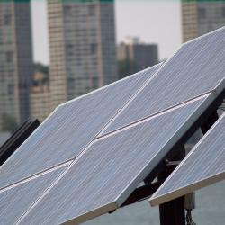 Bloomberg: NYC Triples Solar Production