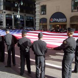 NYC Honors Vets
