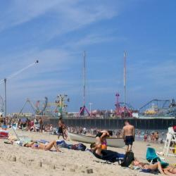 Sandy Won't Alter Jersey Shore Travel Plans