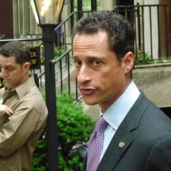 In the Middle of the Night, Weiner Announces His Bid for Mayor