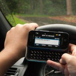 NY Cracksdown on Driving and Cellphone Use