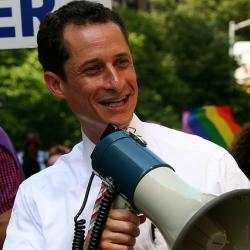 Weiner's  New NYC Campaign Ad: I Won't Quit