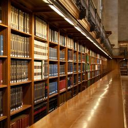 Lawsuit Against NYPL Over Stacks