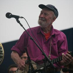 Seeger Fest to Honor Late Folk Legend Pete Seeger and His Wife