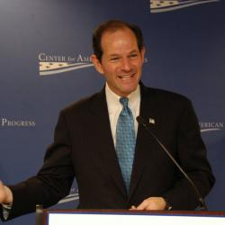 Spitzer Looks to Enter City Comptroller's Race