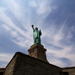 New York Pays to Reopen Statue of Liberty