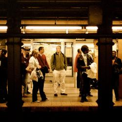 Subway Woes Will Continue Following Sandy