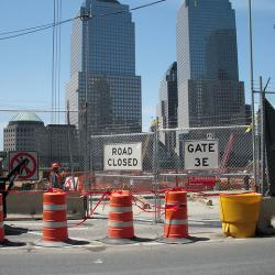 NY Residents Sue over World Trade Center Security